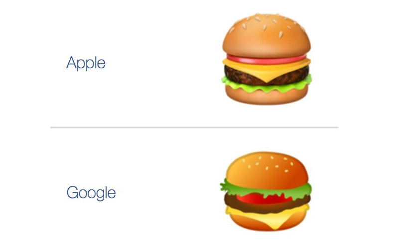 google-apple-burger-debate