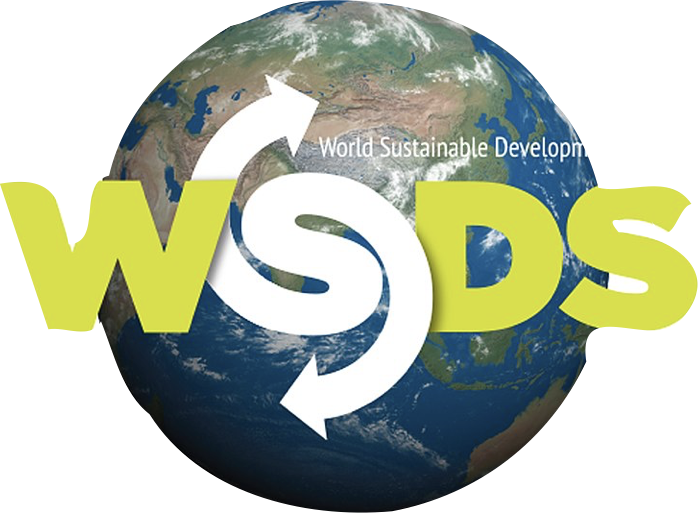 Logo of a flagship environmental summit by whom? - TERI