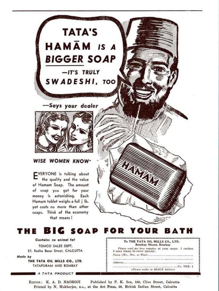 Hamam Soap Ad