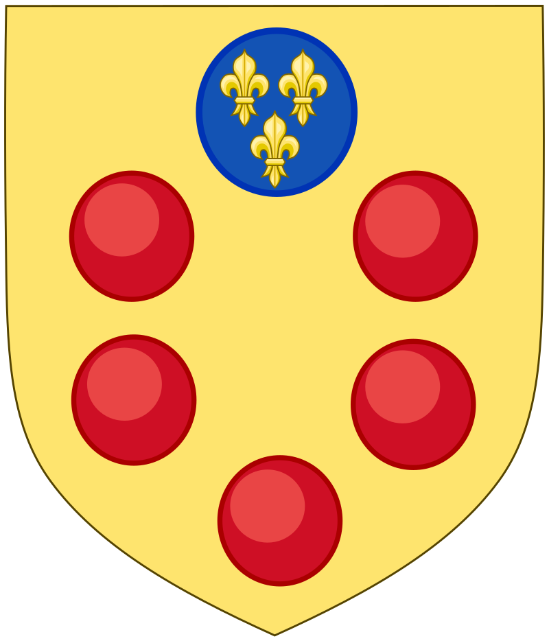 Logo of? Medici Bank