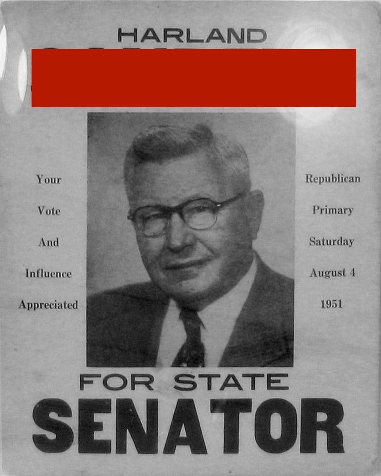 Whose run for the US Senate? - Colonel Sanders.