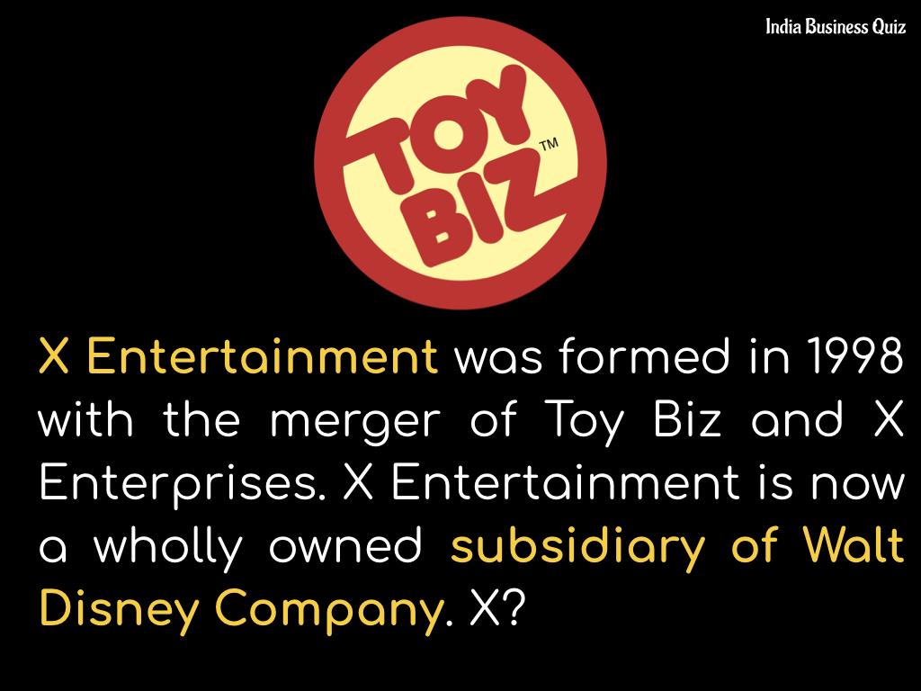Toy biz by marvel