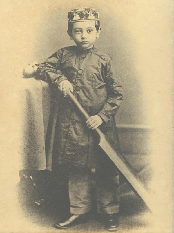 Jamsetji Tata young